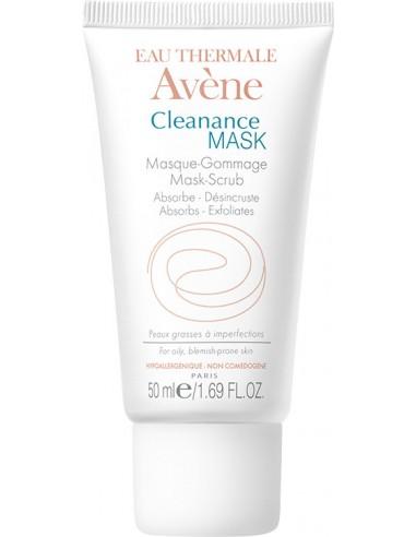 AVENE Cleanance Mask Masque-Gommage 50ml
