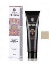 GARDEN OF PANTHENOLS Chroma Liquid Foundation SPF15 Matte Effect 08-Earth 35ml