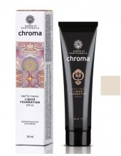 GARDEN OF PANTHENOLS Chroma Liquid Foundation SPF15 Matte Finish 05-Porcelain 35ml