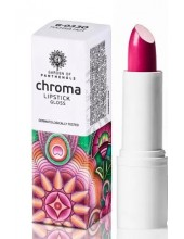GARDEN OF PANTHENOLS Chroma Lipstick Gloss G-0330 FUCHSIA HOT 4gr