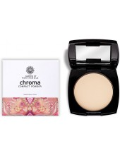 GARDEN OF PANTHENOLS Chroma Compact Powder PM-12 SANDY SILK 12gr