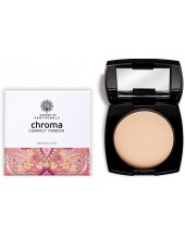 GARDEN OF PANTHENOLS Chroma Compact Powder PS-20 Shimmery Peach 12gr