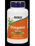 NOW Oregano 450 mg 100 Caps