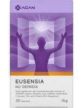 AGAN Eusensia No Depress 30 Vegicaps