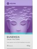 AGAN Eusensia Calm Factors 10 Vegicaps