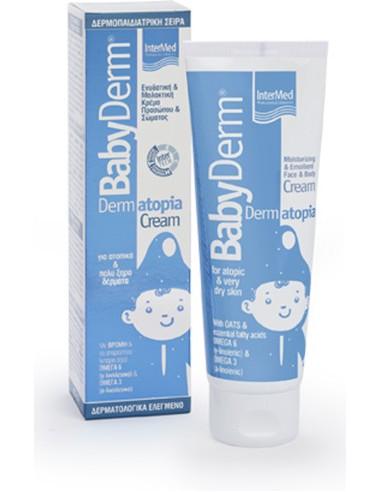 INTERMED Babyderm Dermatopia Cream 125ml