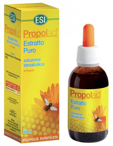 ESI PropolAid Estratto Puro Soluzione Idroalcolica 50ml