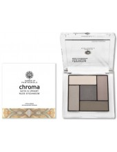GARDEN OF PANTHENOLS Chroma Satin and Creamy Nude Eyeshadow No1