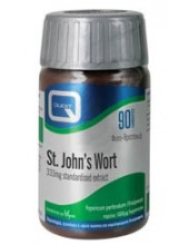 QUEST St.John's Wort 333mg Extract 90 Tabs