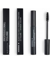 KORRES Black Volcanic Minerals Mascara 3D Volume No 01 Black 8ml