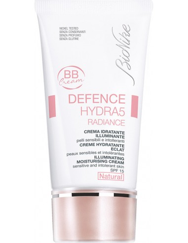 BIONIKE Defence Hydra5 Radiance BB Cream SPF15 Natural 40ml