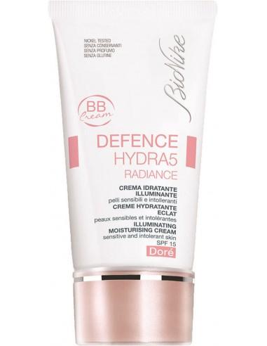 BIONIKE Defence Hydra5 Radiance BB Cream SPF15 Dore 40ml
