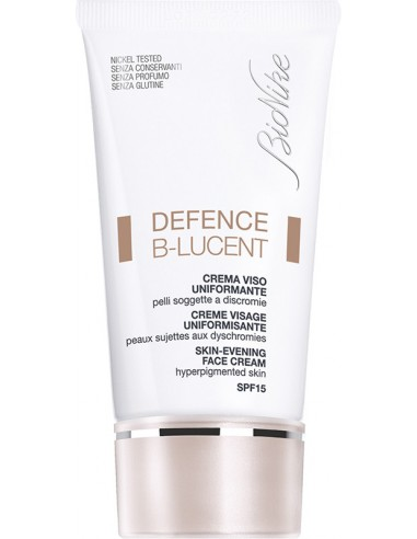 BIONIKE Defence B-Lucent Anti-Dark Spots Skin-Evening Face Cream SPF15 40ml
