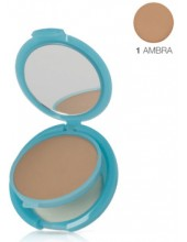 BIONIKE Defence Sun SPF 50 High Protection Sun Compact Foundation Ambra 1 10gr