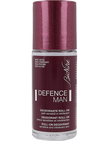 BioNike DEFENCE MAN DEODORANTE ROLL-ON 50ml