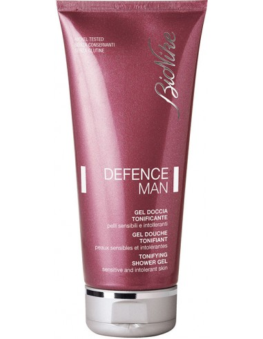 BioNike DEFENCE MAN GEL DOCCIA TONIFI CANTE 200ml