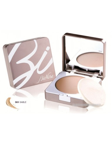 BIONIKE Defence Color Second Skin Fondotinta Compatto Spf 20 N. 501 SABLE  9ml