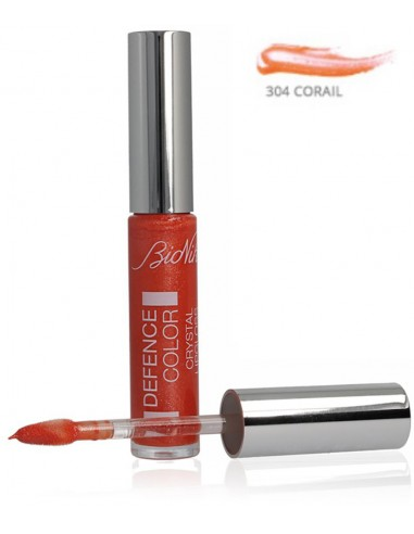 BIONIKE Defence Color Crystal Lipgloss N. 304 Corail 6ml