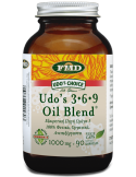 FMD (FLORA) UDO' S CHOICE Udo's 3-6-9 Oil Blend 1000mg 90 Caps