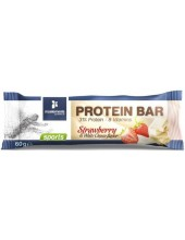 MY ELEMENTS Sports Protein Bar Strawberry & White Choco Flavor 60g