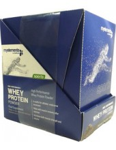 MY ELEMENTS Sports Whey Protein Powder Chocolate 10 Sach x 30gr