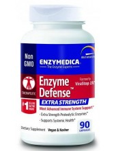 ENZYMEDICA Enzyme Defence Extra Strength 90 Caps