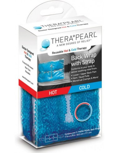 THERAPERL Back Wrap with Strap