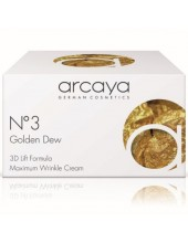 ARCAYA No3 Golden Dew Cream 100ml