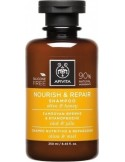 APIVITA Nourish & Repair Shampoo with Olive & Honey 250ml