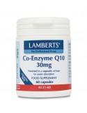 LAMBERTS Co-Enzyme Q10 30mg 60 caps