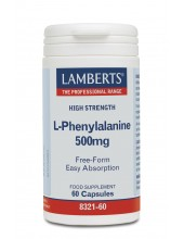 LAMBERTS L-Phenylalanine 60 caps