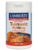 LAMBERTS Turmeric 10000mg (κουρκουμάς) 120 Tabs