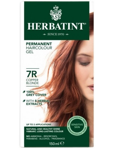 HERBATINT 7R Ξανθό Χαλκού 150ml
