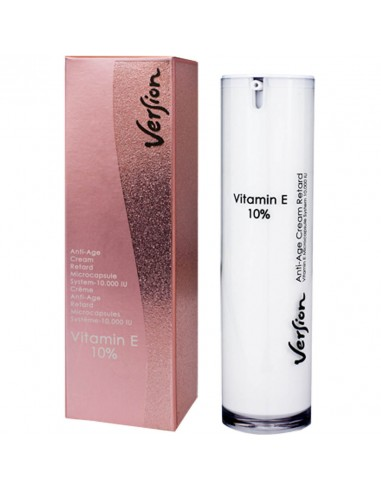 VERSION Vitamin E 10% Anti - Age Cream Retard 200ml
