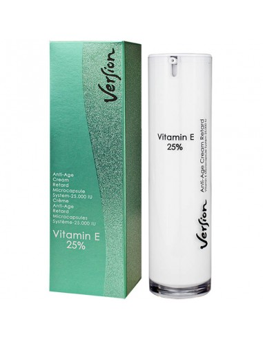 VERSION Vitamin E25% Anti-Age Cream Retard 50ml