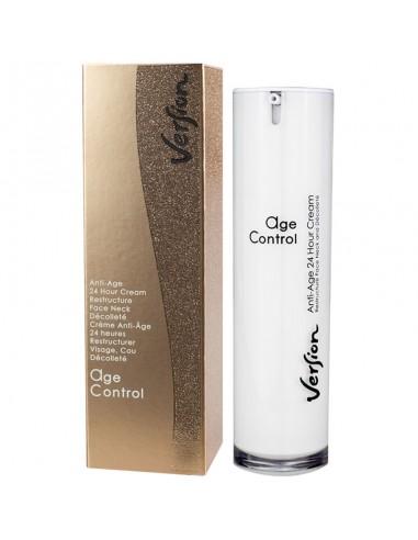 VERSION Age Control 24Hour Cream Anti-Ageing Restructure / Face Neck Décolleté 50ml