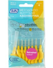 TEPE Interdental Brush Original 0.7 mm 8 pcs