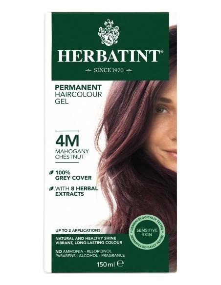 HERBATINT 4M Καστανό Μαονί 150ml