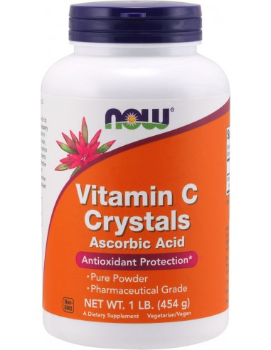 NOW Vitamin C Crystals Powder 227gr