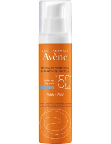 AVENE Tres Haute Protection Fluide Dry Touch SPF 50+ 50ml