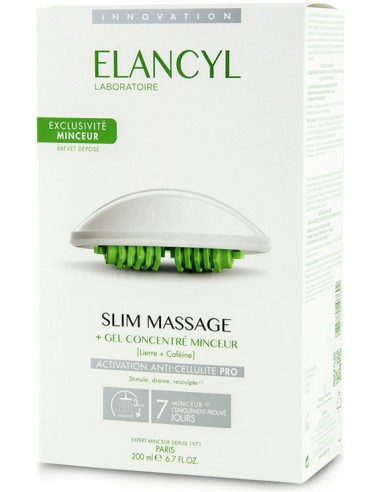 ELANCYL Slimming Activation Concentrate Gel & Glove 200ml