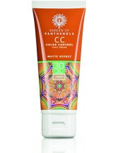 GARDEN OF PANTHENOLS Color Control CC Matte Effect 30Spf Tinted Face Cream 50ml
