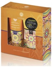 GARDEN OF PANTHENOLS Sunscreen Face Cream Spf30 50ml + Sunscreen Lotion Face & Body Spf30 150ml