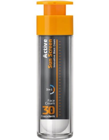 FREZYDERM Active SunScreen Face Cream SPF 30 50ml