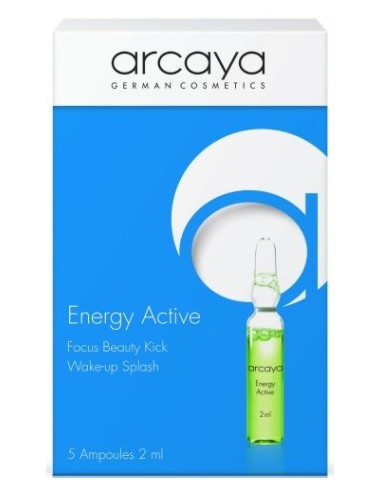 ARCAYA Ampoules Energy Active 5x2ml