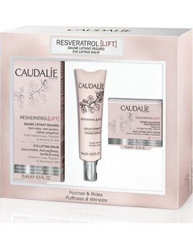 CAUDALIE Resveratrol LIFT Eye Lifting Balm 15ml - SET