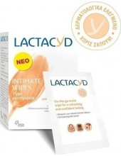 LACTACYD Intimate Wipes 10 pcs