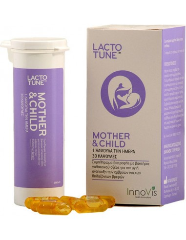INNOVIS Lactotune Mother & Child 30 Caps