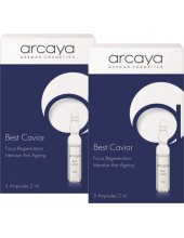 ARCAYA Ampoules Best Caviar, Double Pack 5x2ml