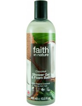 FAITH IN NATURE Shampoo Coconut 400ml
